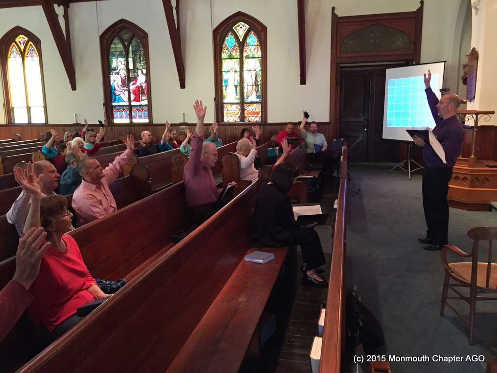 Organ Open House 2015 - Image 2 of 28