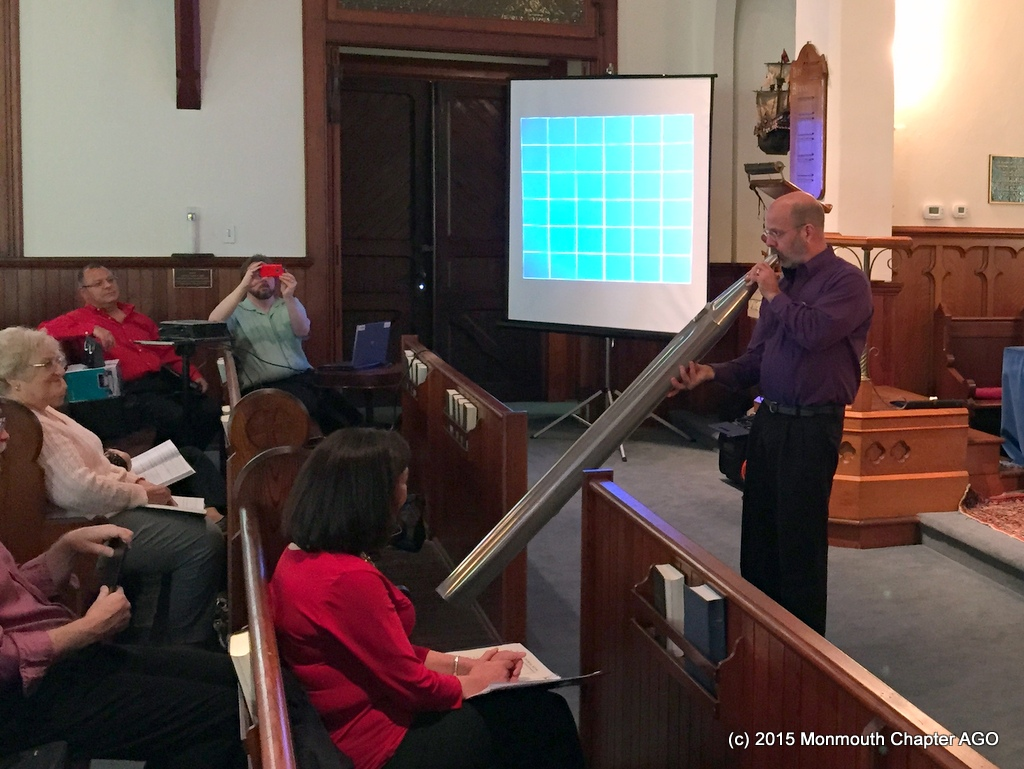 Organ Open House 2015 - Image 7 of 28