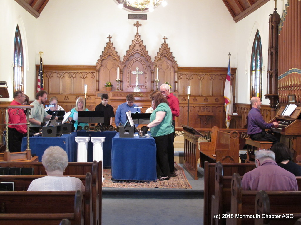 Organ Open House 2015 - Image 8 of 28