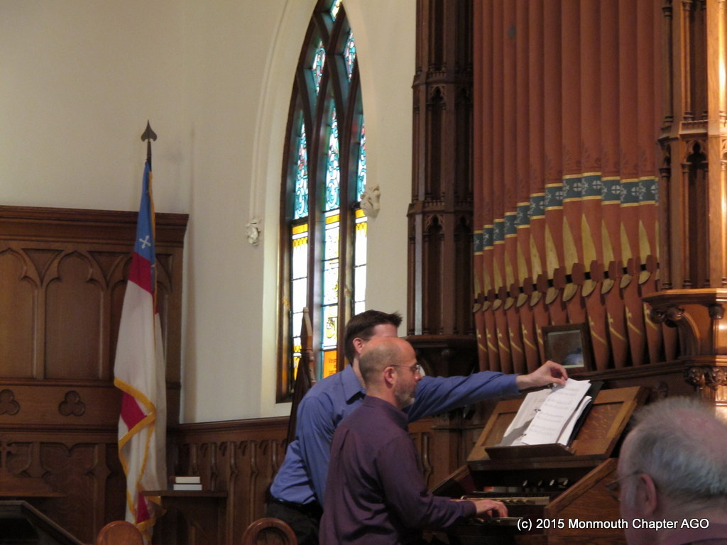 Organ Open House 2015 - Image 14 of 28