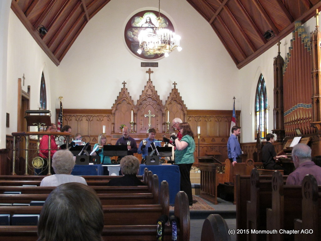 Organ Open House 2015 - Image 16 of 28