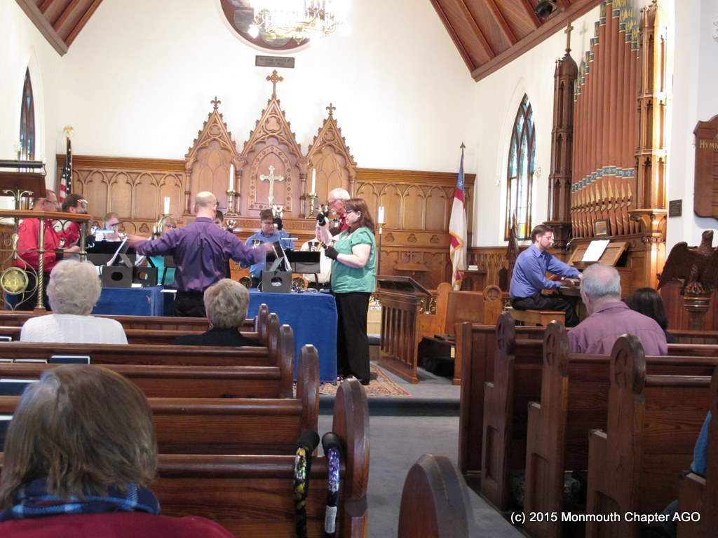 Organ Open House 2015 - Image 17 of 28