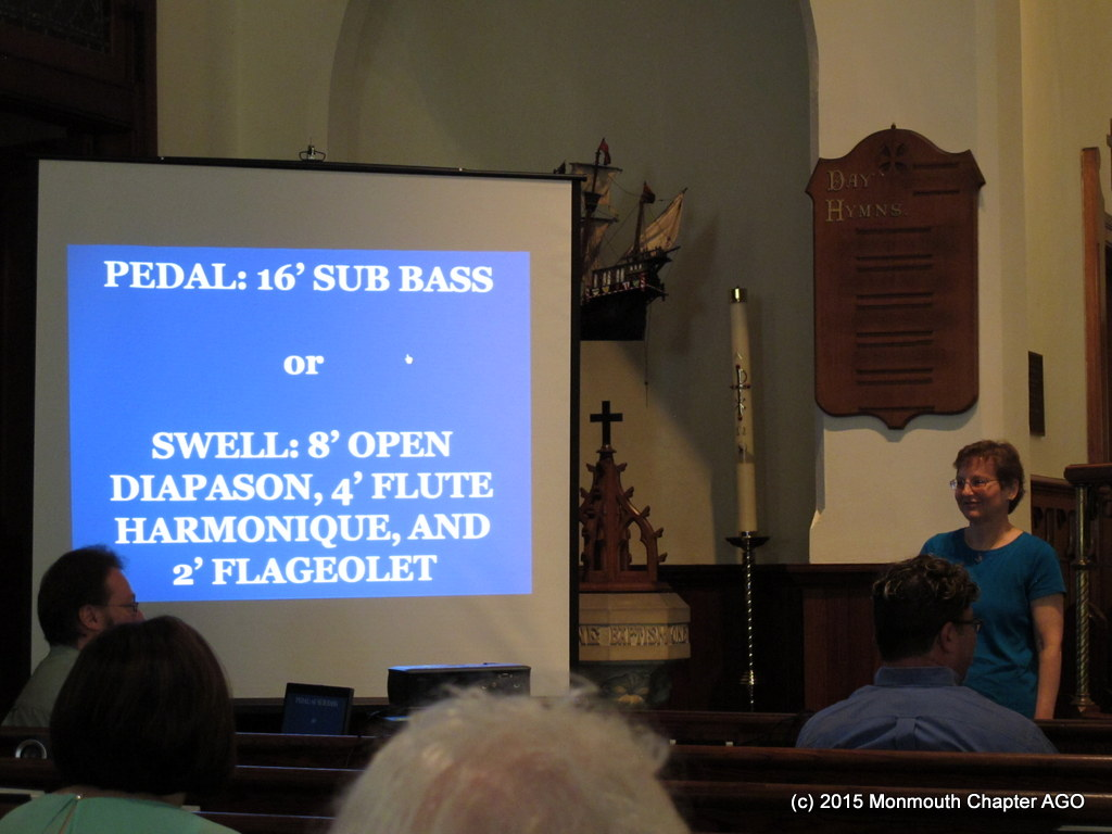 Organ Open House 2015 - Image 19 of 28