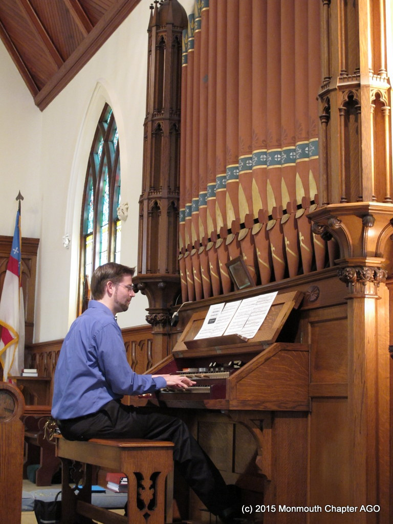 Organ Open House 2015 - Image 23 of 28