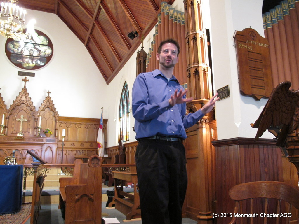 Organ Open House 2015 - Image 25 of 28