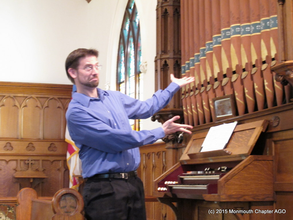Organ Open House 2015 - Image 27 of 28