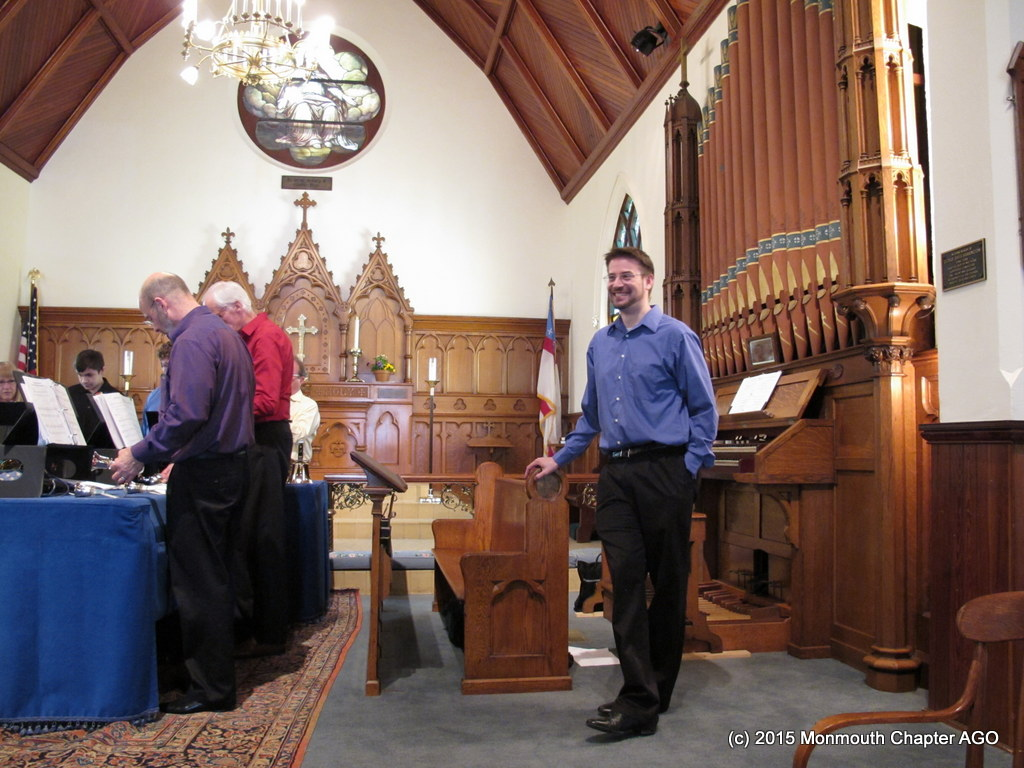 Organ Open House 2015 - Image 28 of 28